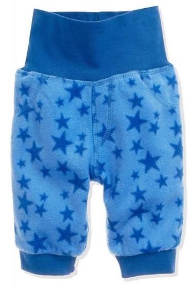schnizler broek sterren junior polyester blauw 2 355585 1579706433
