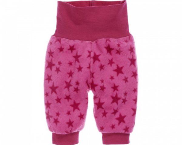 schnizler fleecebroek sterren junior roze 2 354965 1579611811