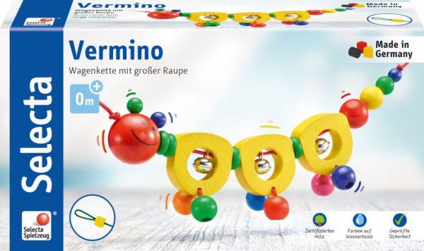 selecta kralenketting vermino junior 56 cm hout 2 433474 1594727716