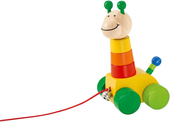 selecta trekfiguur giraffe collino 18 cm hout 431852 1594392650