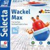 selecta tuimelaar wackel max junior 10 cm hout rood blauw 2 433499 1594728461