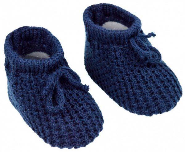 soft touch babyslofjes new born 0 3 maanden jongens navy 338460 1574754244