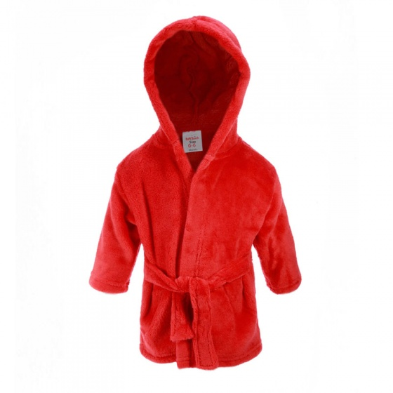 soft touch badjas baby 0 6 maanden rood 337546 1574413774