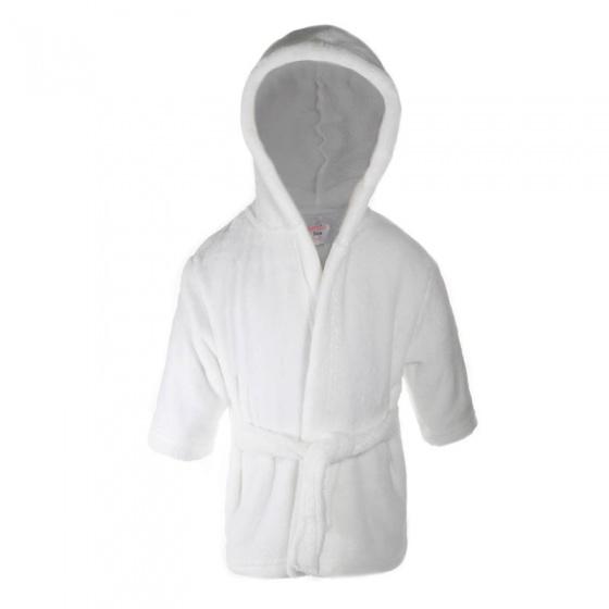 soft touch badjas baby 0 6 maanden wit 337540 1574413532