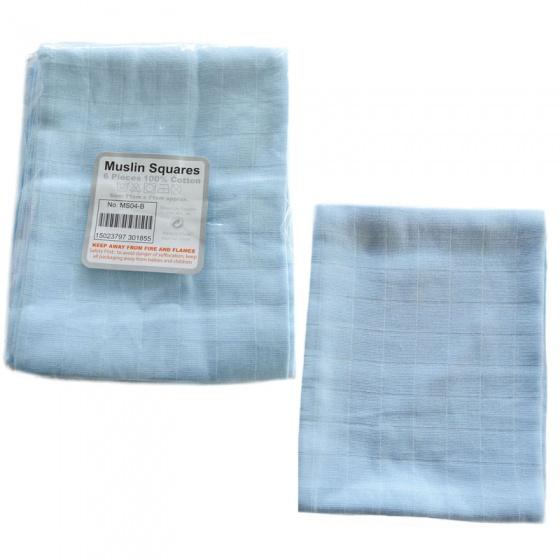 soft touch hydrofiele doeken 6 stuks blauw 334447 1573654009