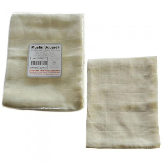 soft touch hydrofiele doeken 6 stuks creme 334445 1573653862