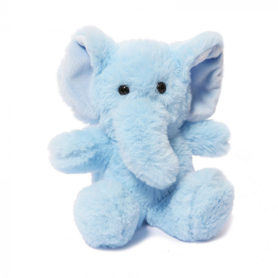 soft touch knuffelolifant 15 cm blauw 375704 1585733732