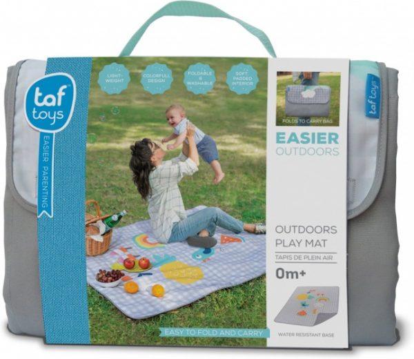taf toys waterafstotende speelmat outdoor junior 140 cm grijs wit 3 340241 1575445451