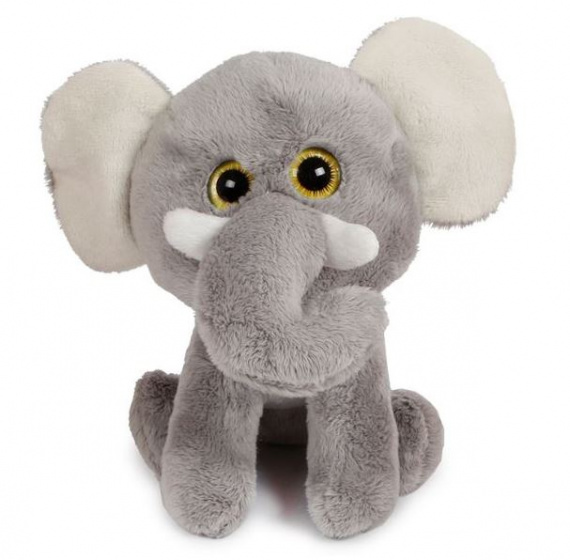 take me home knuffel wild animals junior 18 cm pluche olifant 440009 20200727162231