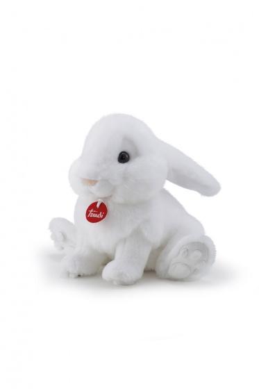 trudi konijnenknuffel 23 cm wit 299900 1560580156