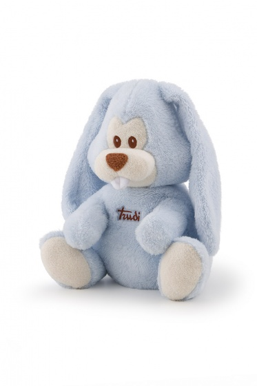 trudi magnetronknuffel virgillio konijn 28 cm blauw 299917 1560582013